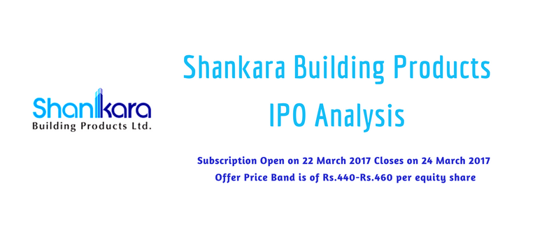 Shankara bldg product ltd ipo
